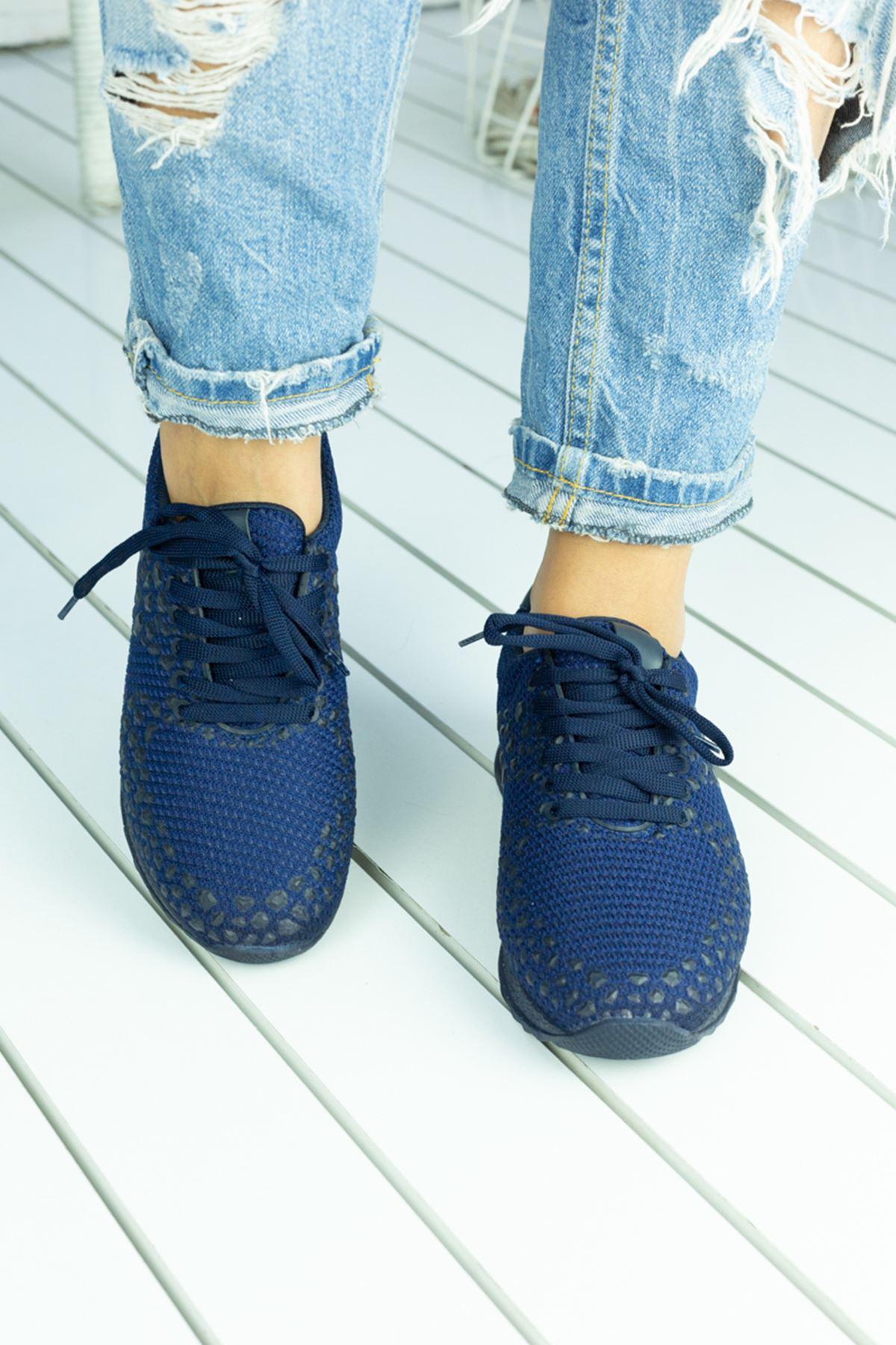 Fancy Laci Ortapedik Bayan Spor Ayakkabı